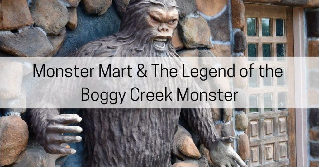 Monster Mart Fouke Arkansas