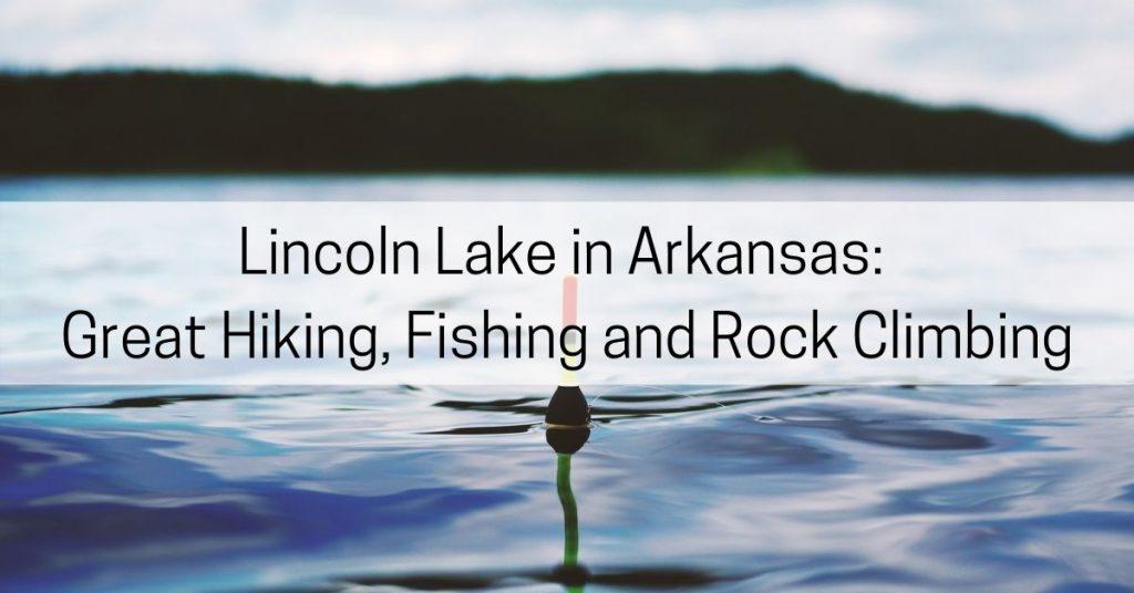 lincoln lake arkansas